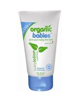 Green People Company Organic Baby Lotion - No Scent