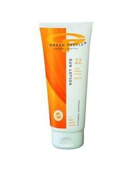 Green People Company Organic Sun Lotion SPF 25 - No Scent