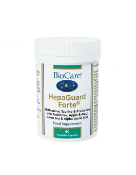 BioCare HepaGuard Forte (liver support with apple extract) # 43660