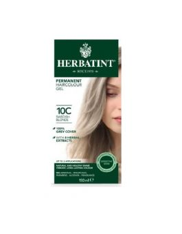 Herbatint Permanent Hair Colour 10C Swedish Blonde