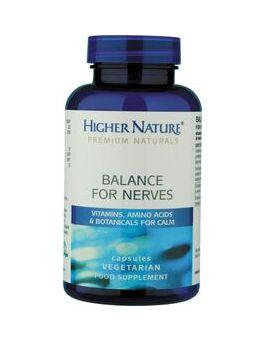 Higher Nature Balance For Nerves # QBN030