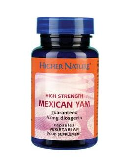 Higher Nature Mexican Wild Yam High Strength # MYA090