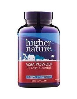Higher Nature MSM Sulphur # MSP200