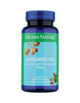 Higher Nature Oregano Oil # OOC030