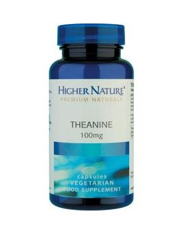 Higher Nature Theanine # OTH030