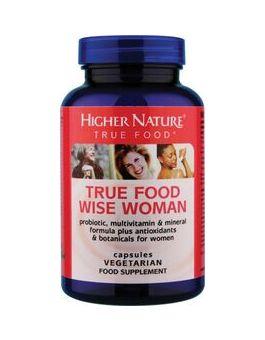 Higher Nature True Food Wise Woman # TWW180