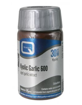 Quest Vitamins - Kyolic 600 Reserve (30 Capsules)