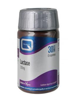Quest Vitamins - Lactase (30 Capsules)