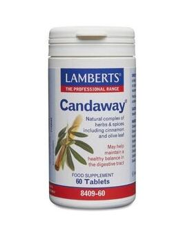 Lamberts Candaway ( 60 Tablets) # 8409