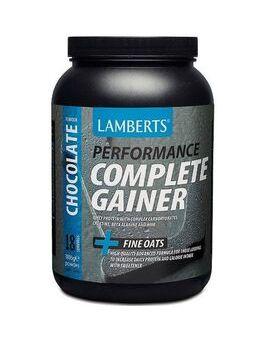 Lamberts Complete Gainer Chocolate ( 1816 g ) powder # 7007