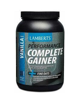 Lamberts Complete Gainer Vanilla ( 1816 g ) Powder # 7006
