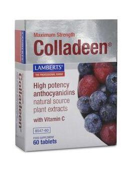 Lamberts Maximum Strength Colladeen ( 60 Tablets) # 8547