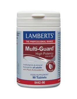 Lamberts Multi-Guard 90 Capsules # 8442