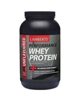 Lamberts Whey Protein Unflavored (1000 g) powder #7000