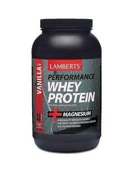 Lamberts Whey Protein Vanilla (1000 g) powder # 7004