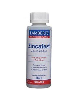Lamberts Zincatest 100ml #8285
