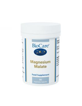 BioCare Magnesium Malate 250 mg (50mg elemental magnesium) # 26190