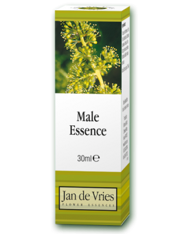 Jan De Vries Male Essence