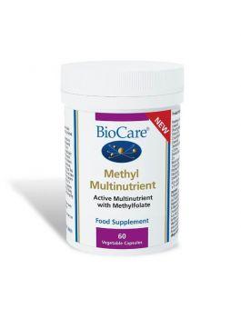 Biocare Methyl Multinutrient 60 Capsules # 79760