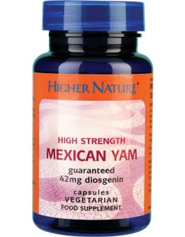 Higher Nature Mexican Wild Yam High Strength # MYA090