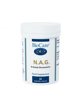 BioCare N.A.G. (N-acetyl Glucosamine) # 28860