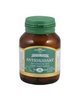 Nature's Own Food State Anti-Oxidant Plus Co Q10