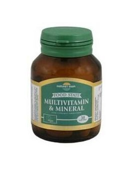 Nature's Own Food State Multivitamins & Minerals One a Day