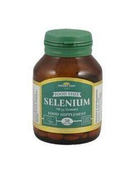 Nature's Own Food State Selenium 100mcg