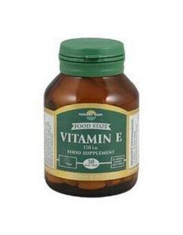 Nature's Own Food State Vitamin E 150iu