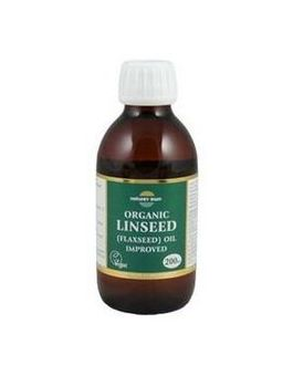 Nature's Own Organic Flaxseed Oil