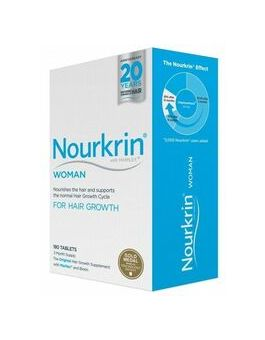 Nourkrin Extra Strength Value Pack 180 Capsules