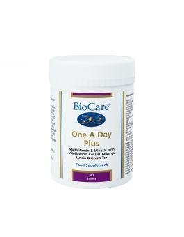BioCare OptiZinc 75mg (zinc methionine-7mg elemental zinc) # 52160
