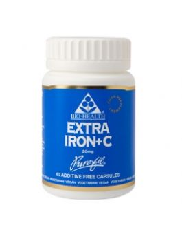 Bio-Health Extra Iron