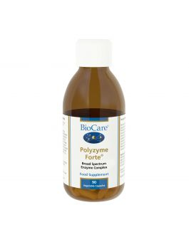 BioCare Polyzyme Forte (Broad Spectrum Enzyme Complex) # 14990