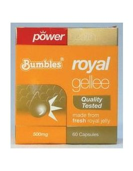 Power Health Bumbles Royal Gellee 500mg Economy