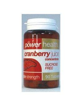 Power Health Cranberry Juice Double Strength