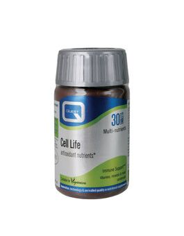 Quest Vitamins - Cell Life