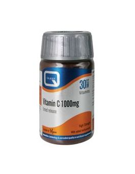 Quest Vitamins - Vitamin C 1000mg (Timed Release) 120 Capsules