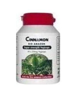 Rio Amazon Cinnamon Extract 250mg (Equiv. to 1000mg whole herb)