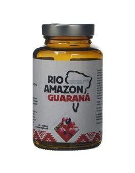 Rio Amazon Guarana 500mg (Capsules)