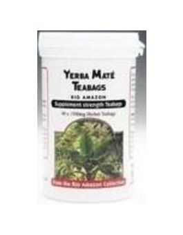 Rio Amazon Yereba Mate Teabags