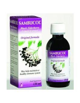Sambucol-D Black Elderberry Liquid Extract