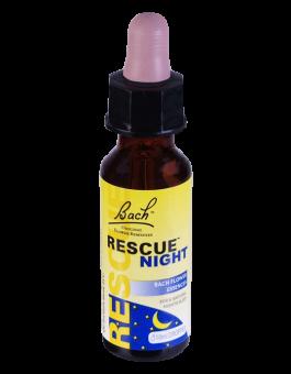 Bach Remedies  Rescue Remedy Night Dropper 10ml