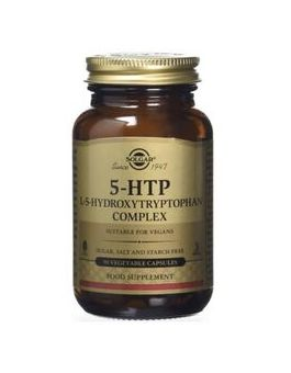 Solgar 5-Hydroxytrytophan (5-HTP) (90 Vegicaps) # 1453