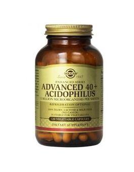 Solgar Advanced 40+ Acidophilous (120 Vegicaps) # 29