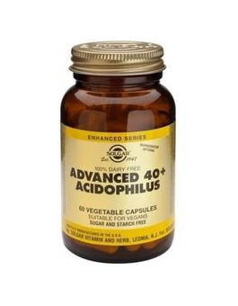 Solgar Advanced 40+ Acidophilous (60 Vegicaps) # 27
