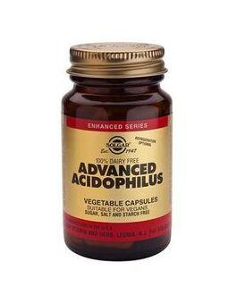 Solgar Advanced Acidophilous (100 Vegicaps) # 18