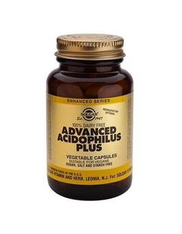 Solgar Advanced Acidophilous Plus (120 Vegicaps) # 25