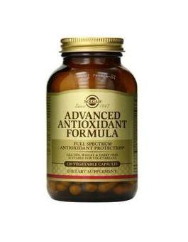 Solgar Advanced Antioxidant Formula (120 Vegicaps) # 1035