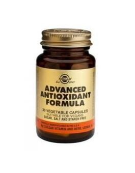 Solgar Advanced Antioxidant Formula (30 Vegicaps) # 1032